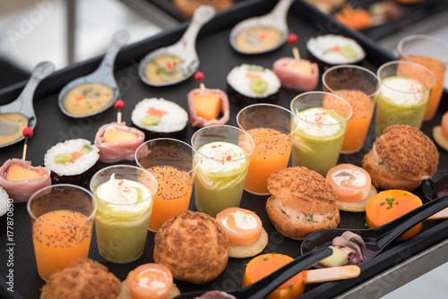 Photographie  Cocktail, apéro, vin d'honneur, champagne, mariage