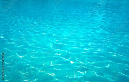 Cadres-photo bureau Caraibes Laguna de Bacalar Lagoon in Mayan Mexico