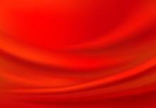 赤の波背景素材テクスチャー