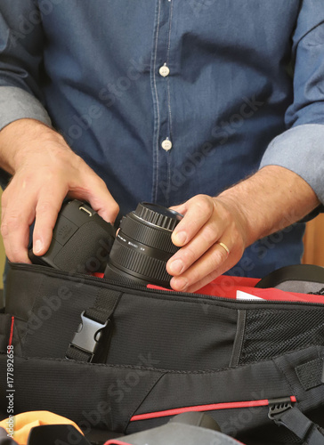 Photo pulire la macchina fotografica