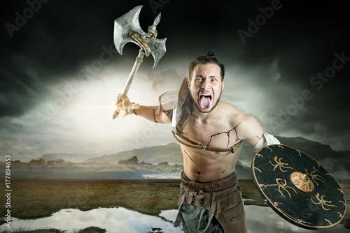 Zdjęcie XXL Gladiator / Warrior