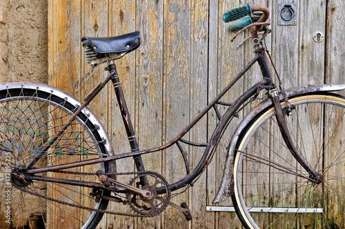 Fotobehang Fiets Vintage bike