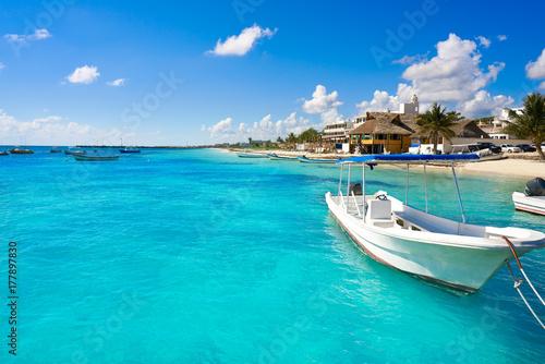 Cadres-photo bureau Caraibes Puerto Morelos beach in Mayan Riviera