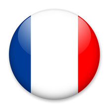 Flag Of France In The Form Of ...