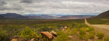 A Karoo Country Road In South ...