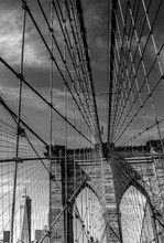 Brooklyn Bridge And Freedom To...