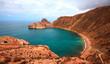 Rocks, sea and blue sky - El Jebha Morocco