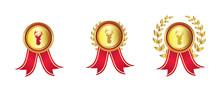 Rentier Kopf - Auszeichnungen - Medaillen