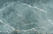 Line On Surface Of Old Green Marble Stone For Background