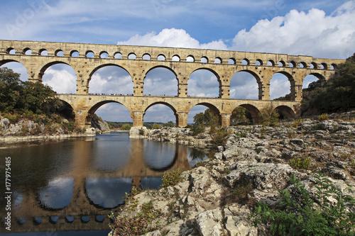 Papiers peints Paris famous roman bridge