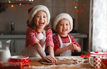 Happy Children Bake Christmas ...