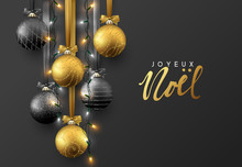 Joyeux Noel. Christmas Greetin...