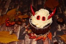 Cake On Halloween - Evil. The ...