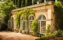 Garden Plants Conservatory Building - Architecture