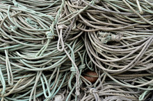 Pile Of Cords