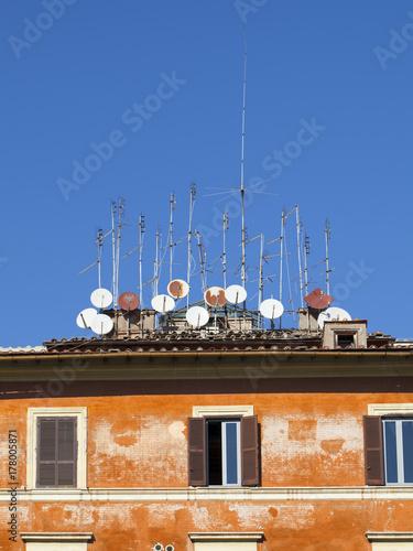 Fotografía  Antenas