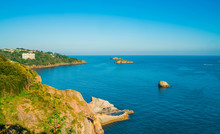View Of Coast And Sea In Torqu...