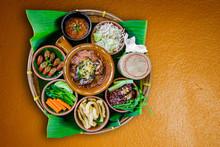 Tradition Northern Thai Food. ...