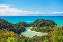 Abel Tasman National Park. (Ne...