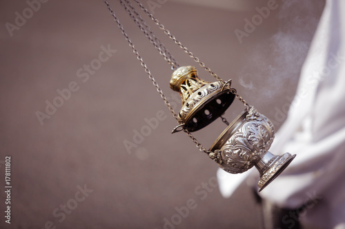 Catholic thurible Slika na platnu