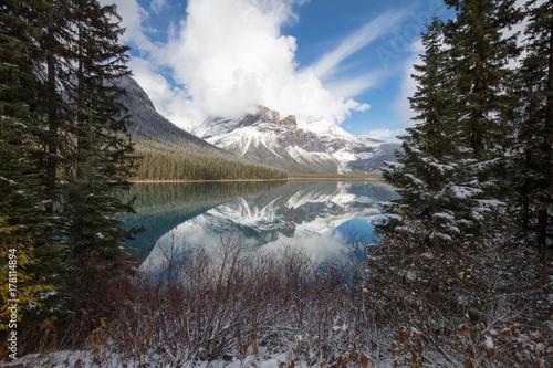 Zdjęcie XXL Emerald Lake