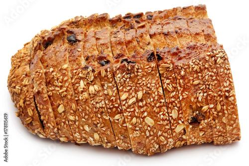Plakat Pszenny chleb sezamowy
