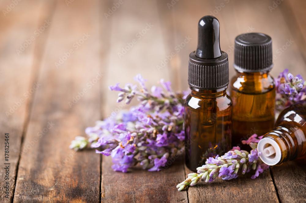 Fototapety, obrazy: Lavender aromatherapy