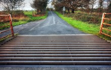 The Cattle Grid, A Type Of Obs...