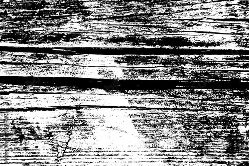 Distressed Halftone Grunge Vector Texture Old Wood Scratch Background Black And White Ilration For Dust Overlay Creation Abstract Vintage