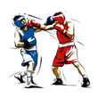 boxing action 2