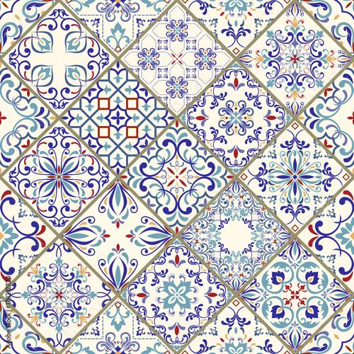 wektorowa-bezszwowa-tekstura-piekny-mega-patchwork-wzor-do-projektowania-i-mody-z-elementami-dekoracyjnymi