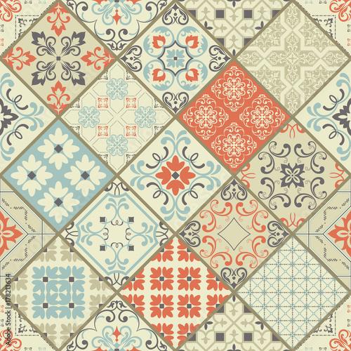 8a603bfbf6111d zestaw-bez-szwu-abstrakcyjne-wzory-kolorowe-plytki-tlo-