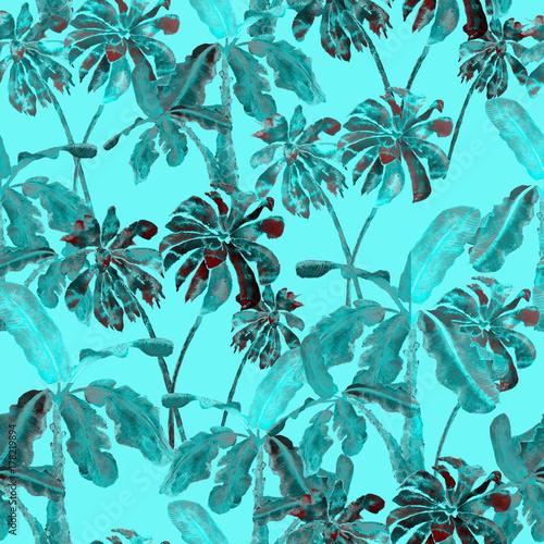 wzor-dloni-egzotyczny-wzor-akwarela-hawajski-tropikalny-druk-projekt-strojow-kapielowych-z-palmami-relacja-z-egzotycznych-lisci
