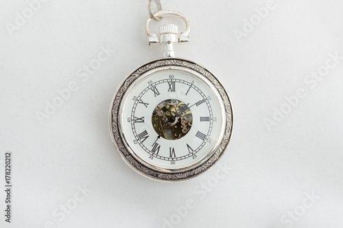 Zdjęcie XXL zegarek kieszonkowy