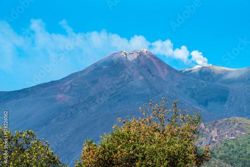 Fototapeta Etna, Sycylia