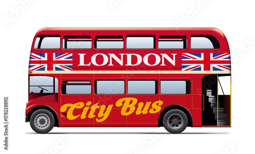 Photo  London City Bus