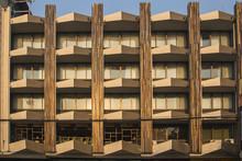 Brown Balconies