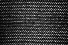 Canvas Texture,black And White
