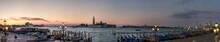 Panorama Shot Of Venice