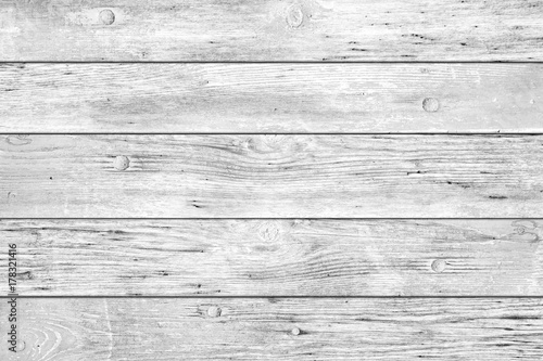 Rustic Old Bright White Wood Texture Background Holz Hintergrund