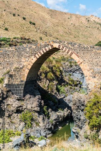 Photo  Ponte di Saraceni, near Adrano, Sicily, Italy