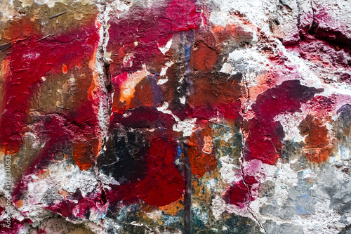 Poster Kyoto Colorful abstract background, perfect background with space for your projects text or image