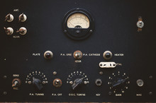 Old Control Panel Interface