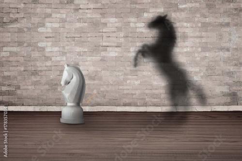 Fotografie, Obraz  The concept of the hidden potencial
