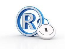 Registered Trademark Concept W...