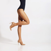 Fit And Beautiful Legs In Sexy...
