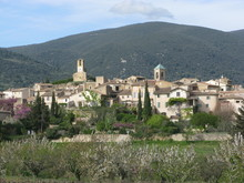Lourmarin En Provence, Village D'Albert Camus
