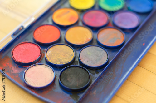 Photo Wasserfarben