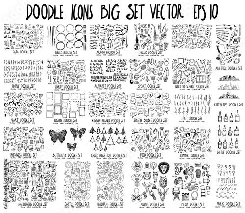 MEGA doodle Data, koło, strzałka, muzyka, ludzie, impreza, chrzcielnica, sport, szkoła, serce, ramka, baner, bańka, liść, biznes, insekt, drzewo, jadło, lato, Halloween, kaktus, jednorożec, zwierzę, środki, Narzędzie sztuki, miasto, butelka, znak