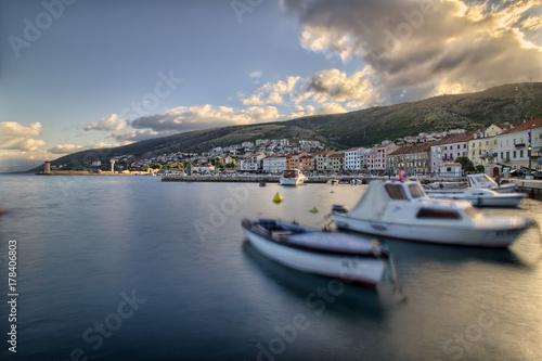 Papiers peints Morning Glory Sunrise in Croatia - Senj - Istria
